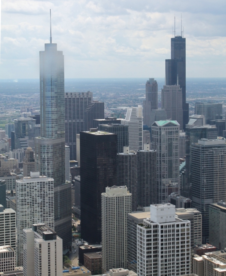 blog seekingone chicago trump sears tower