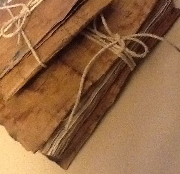 My Journal – Old Time Book Binding